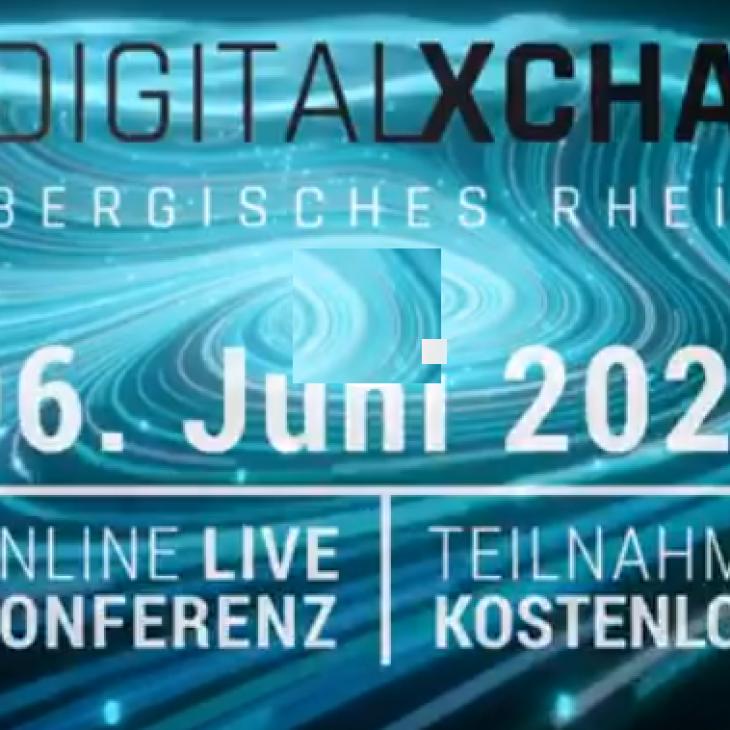 Digital Xchange 2020 als ONLINE-Konferenz